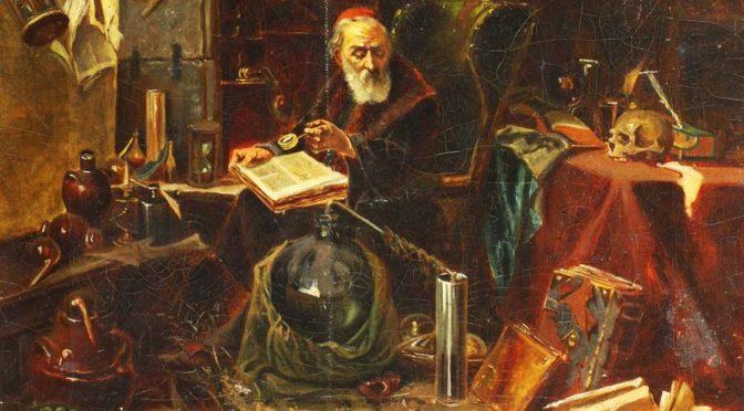 Алхимик в делании